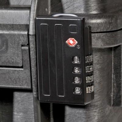 Zámek na klíč pro kufry Explorer Cases